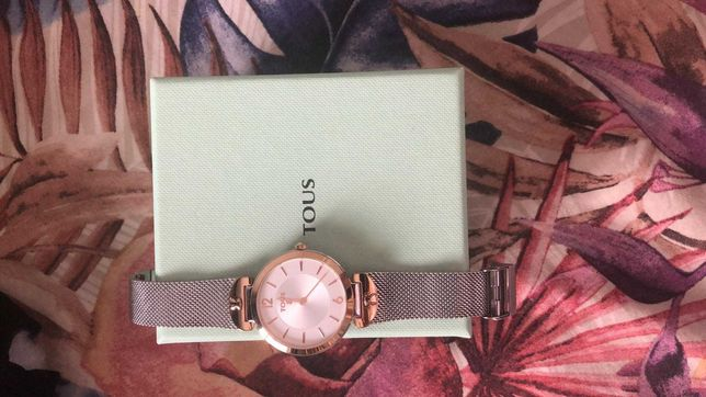 Relógio Tous Silver - Impecável