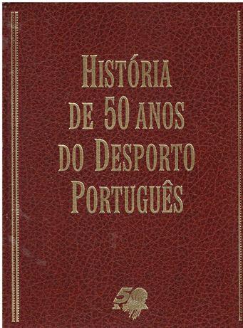 5478 Historia de 50 anos de Desporto Português.