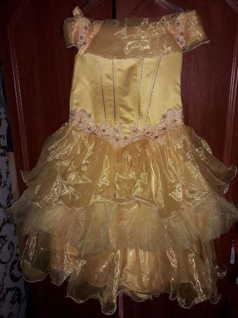 Продам детское(бальное) платье