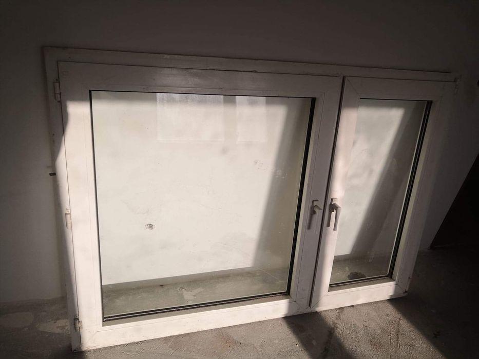 Okno pcv o wymiarze 172x120cm Skibin - image 1