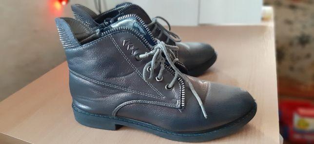 Ботинки демисезонные 37р.