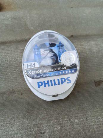 Продам лампы W5W Philips Blue Vision Ultra
