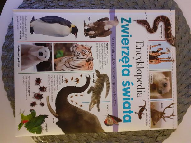 Encyklopedia-Zwierzęta świata
