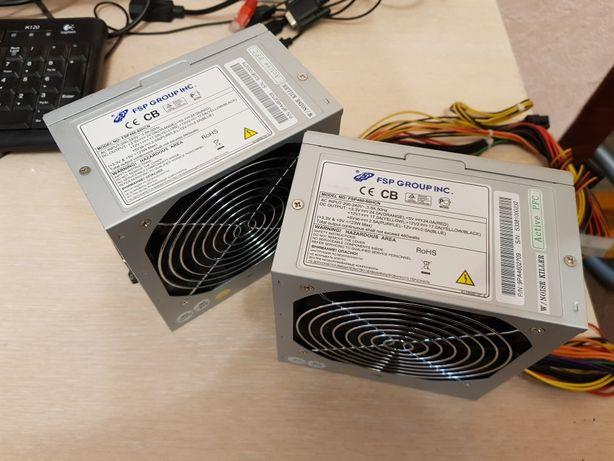 FSP460W/QD500W  2sata/2molex/6pin видеокарт-Качественные блоки питания