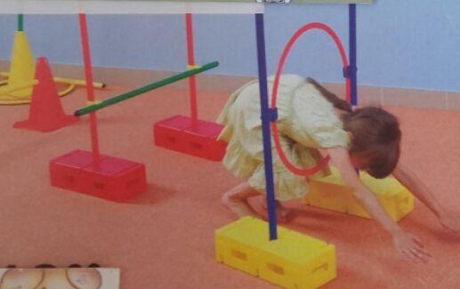 Zestaw gimnastyczny