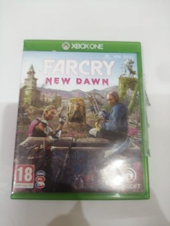 Gra Farcry new dawn, Farcry 5. Xbox One, Series X