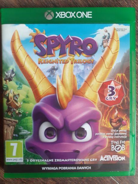 Spyro gra na konsolę Xbox one Xbox X PL