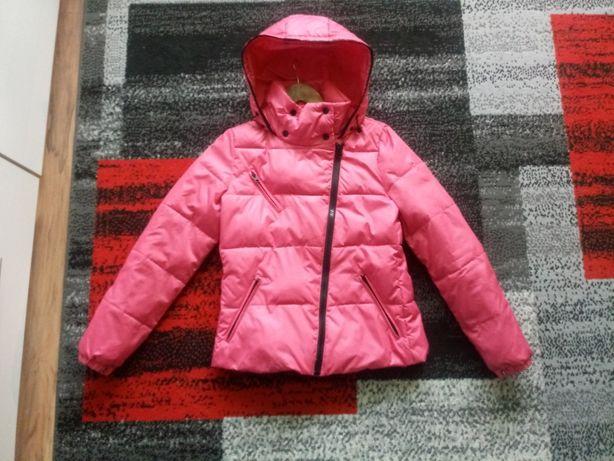 Różowa kurtka przejściowa Vero Moda M
