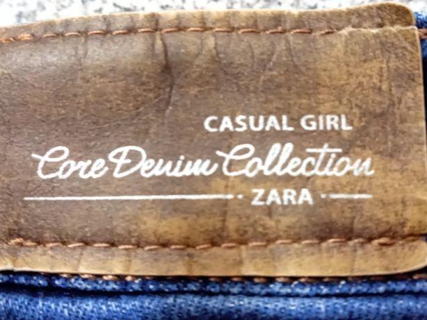 Calças de ganga para menina