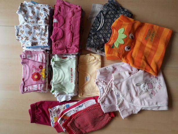 Zestaw body pajac koszulka spodnie rozm. 62/68