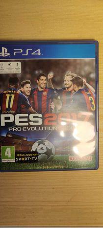 PES (pro evolution soccer) 2017 (PS4)
