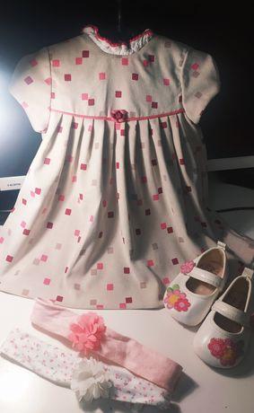 Платье красивое, р.80