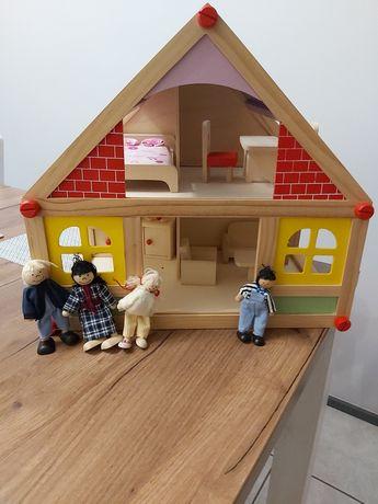 Domek drewniany Urbn-Toys