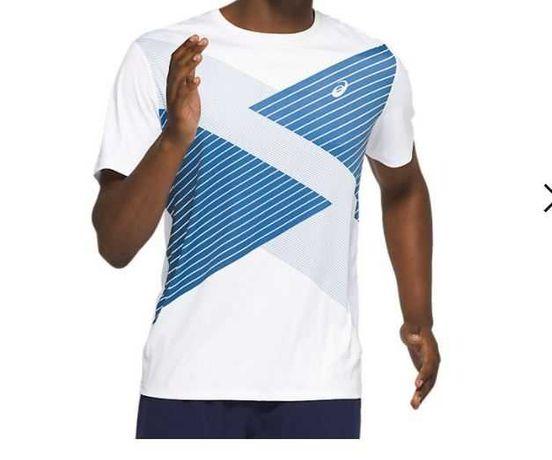 Sprzedam ASICS - nowy t-shirt męski tokyo ss top whit