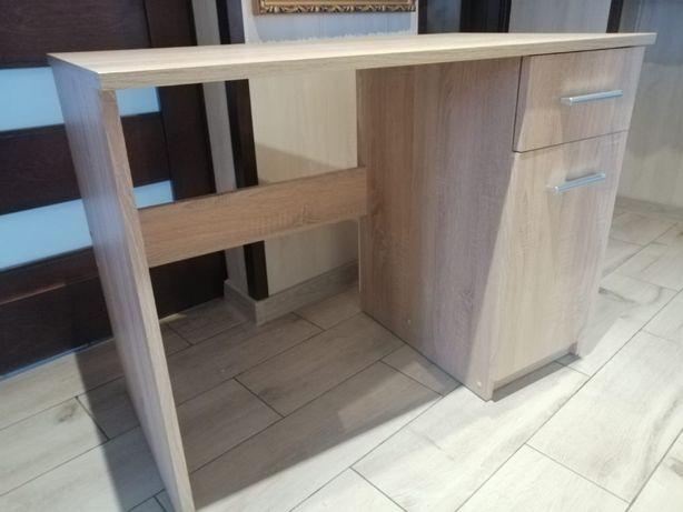 Biurko, krzesło biurkowe