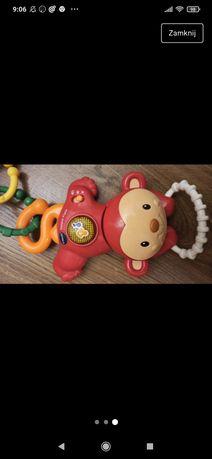 V tech malpka zabawka zawieszka interaktywna