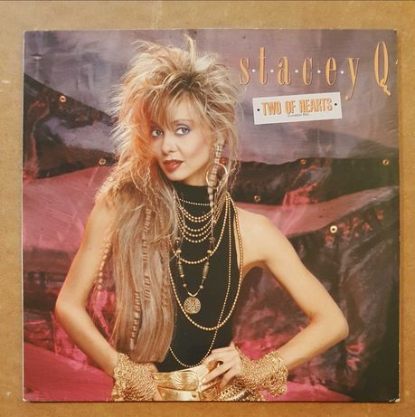 Stacey Q - Two Of Hearts, maxisingiel 12