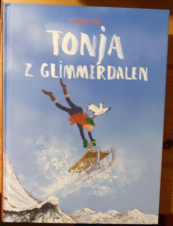 Maria Parr Tonja z Glimmerdalen, książka książki