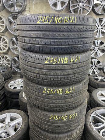 4шт 275/40 R21 Pirelli Scorpion Verde
