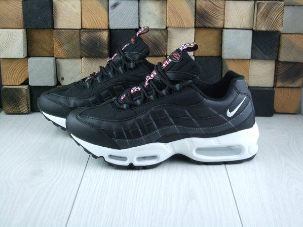 Хит по акции! Nike 95 40-46р мужские легкие и качественные кроссовки