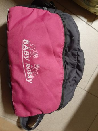 Torba z ubraniami dla dziecka