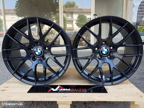 Jantes BMW M359 Black 18