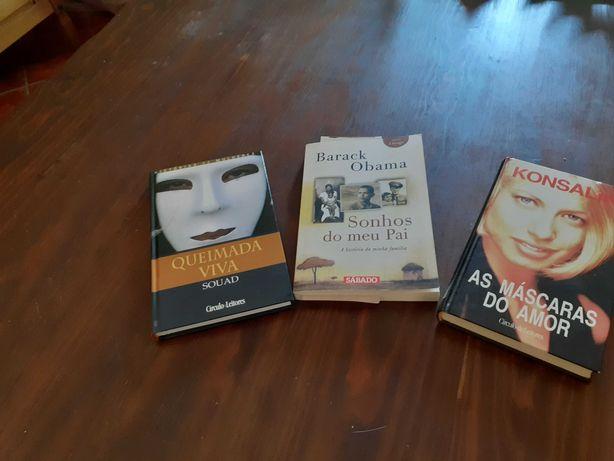 TROCO / VENDO Livros em SALDO 2€ cada