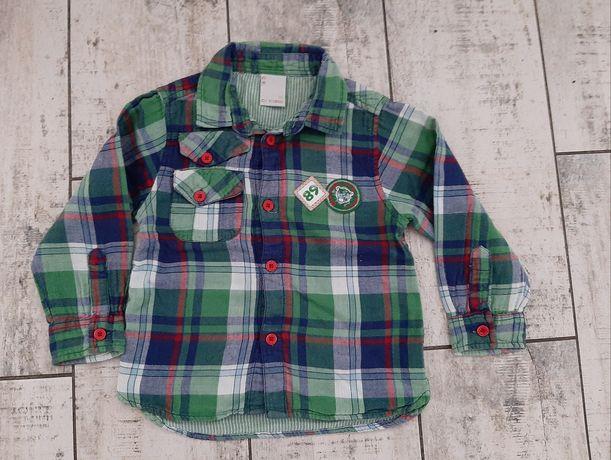 Koszula chłopięca r. 92 Cocodrillo