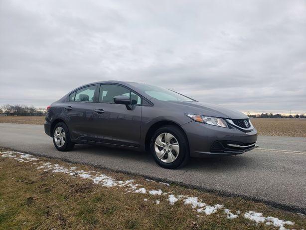 Продам 2014 Honda Civic LX
