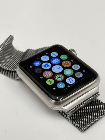 Apple watch series 1 stainless steel 42mm