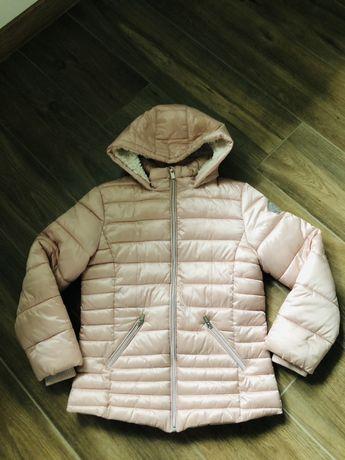 Next kurtka pikowana ze sztucznym barankiem 152 Ideał!