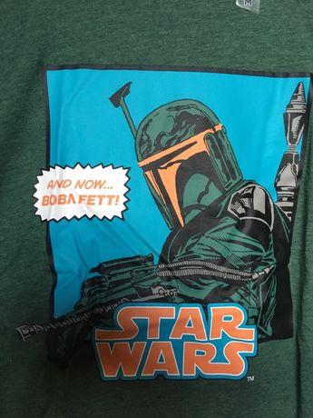 Wyjątkowe koszulki Star Wars Gwiezdne Wojny z Japonii M i L nowe