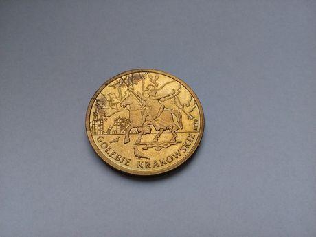Moneta Gołębie Krakowskie 4 KRAKI 2010