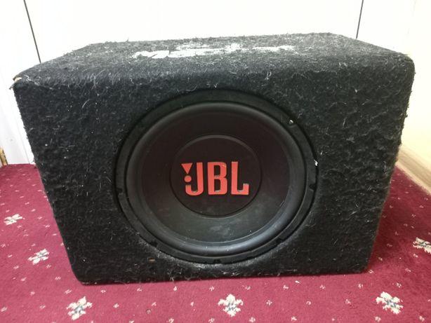 Сабвуфер JBL CS-12 в корпусі, пассивний.