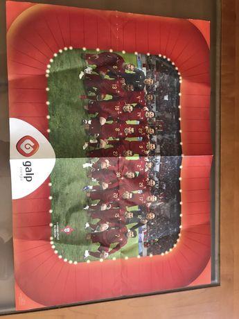 Poster Mundial 2006 Galp - Portugal