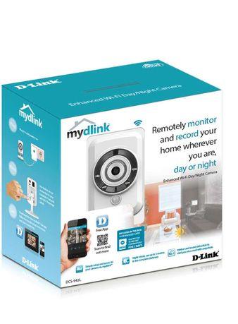 Domowa Kamera MYDLINK  dzień i noc DCS -942L