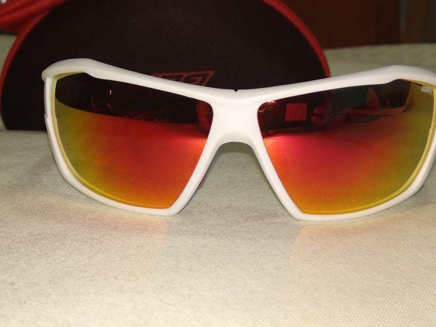 2 Óculos de sol de ciclista Berg