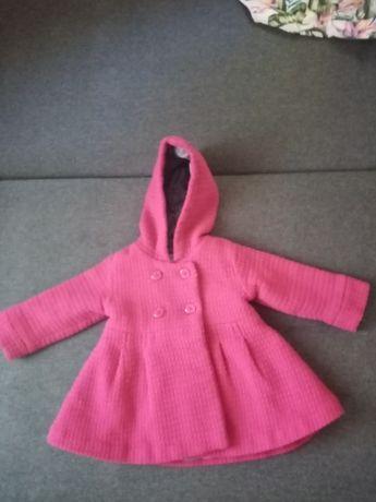 Пальто куртка на девочку 1,5-2 года