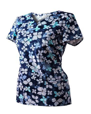 Bluza Medyczna, kolorowa we wzory Wesołe Bluzy Wysyłka 12 Kolorów