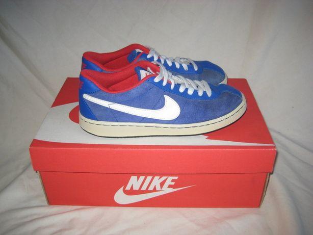 Кроссовки Nike оригинал 37-38 размер по стельке 24,5 см Кожаные. Леген