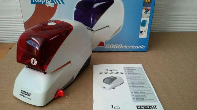 Электрический степлер Rapid 5050