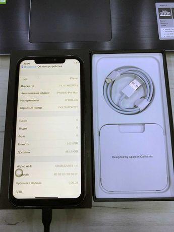 Смартфон Телефон Apple iPhone 12 Pro Max 512g - Все Цвета