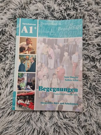 Podręcznik Begegungen - niemiecki A1+