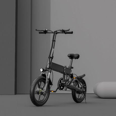 ЕЛЕКТРОВЕЛОСИПЕД HANZA ВE-16. Електро велосипед. Электровелосипед.