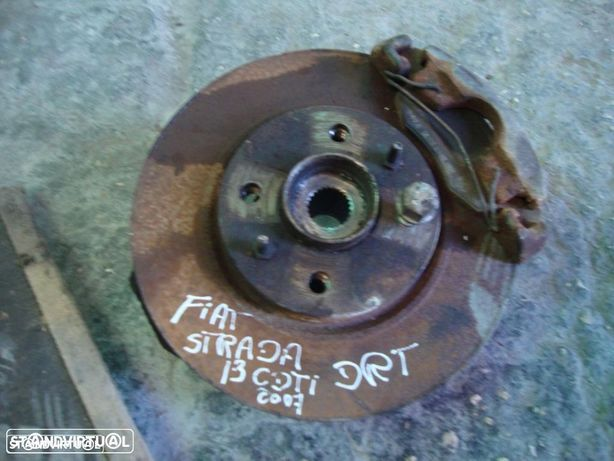Manga de eixo Fiat Strada Cdti 1.3