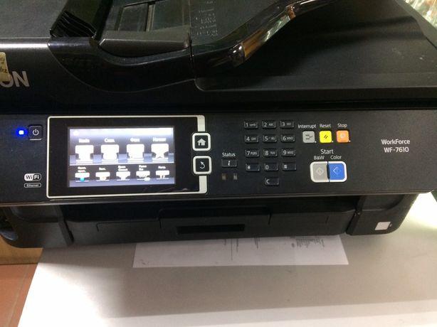 Продам принтер Work Force 7610