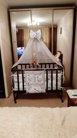 Продам защиту для детской кровати