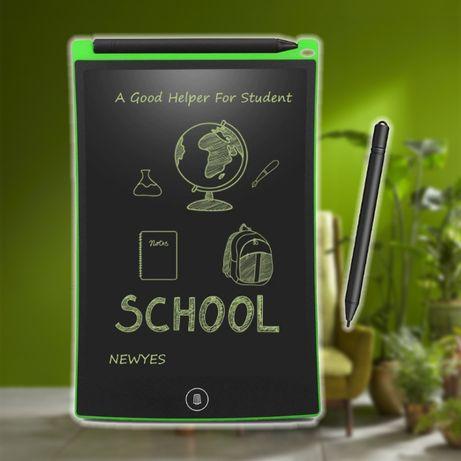 """Планшет для рисования или заметок NEWYES 8.5"""" 085D344 Green"""