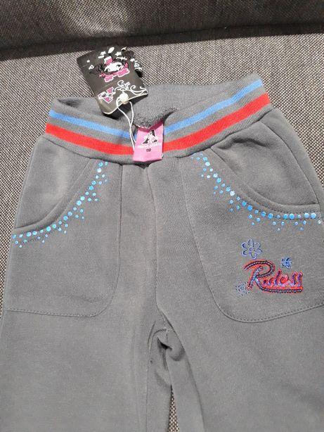 Spodnie NOWE rozmiar 110