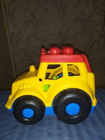 детская Машинка трактор